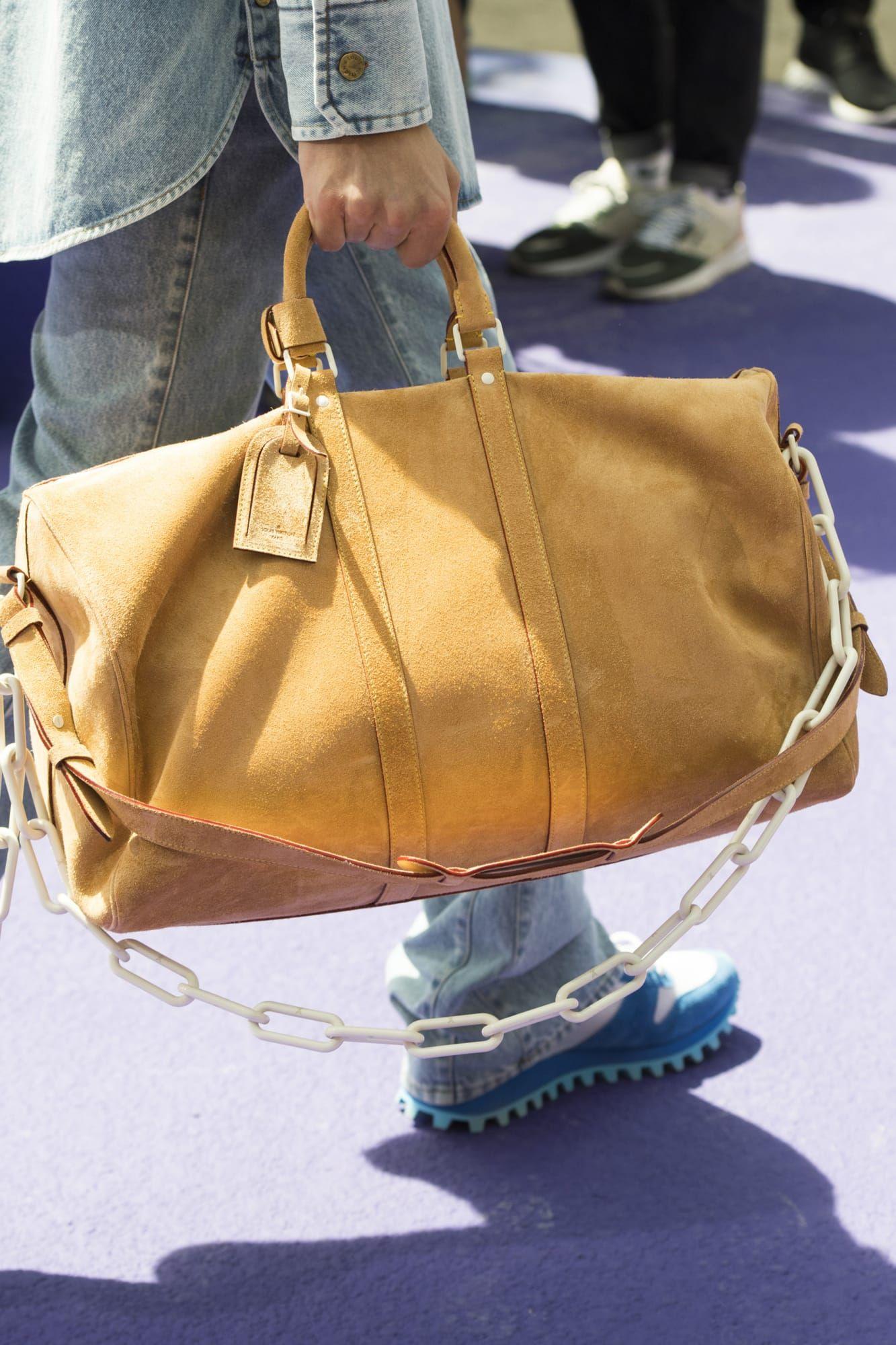 382c48234d Louis Vuitton Men s Spring Summer 2019 Sneakers Sunglasses Bags Accessories  - Fashionista