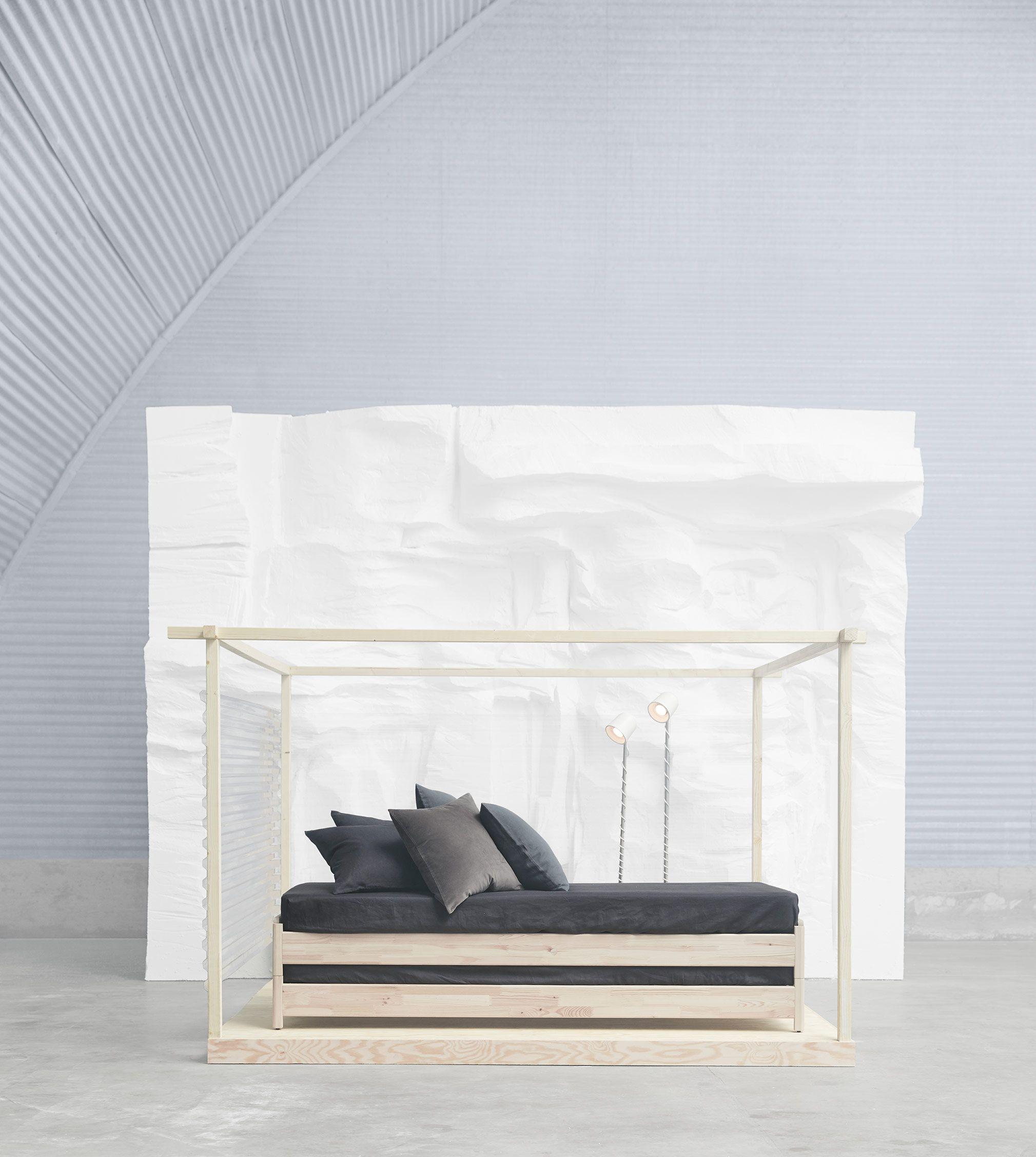 IKEA UTÅKER- pinottava sänky | Furniture | Pinterest
