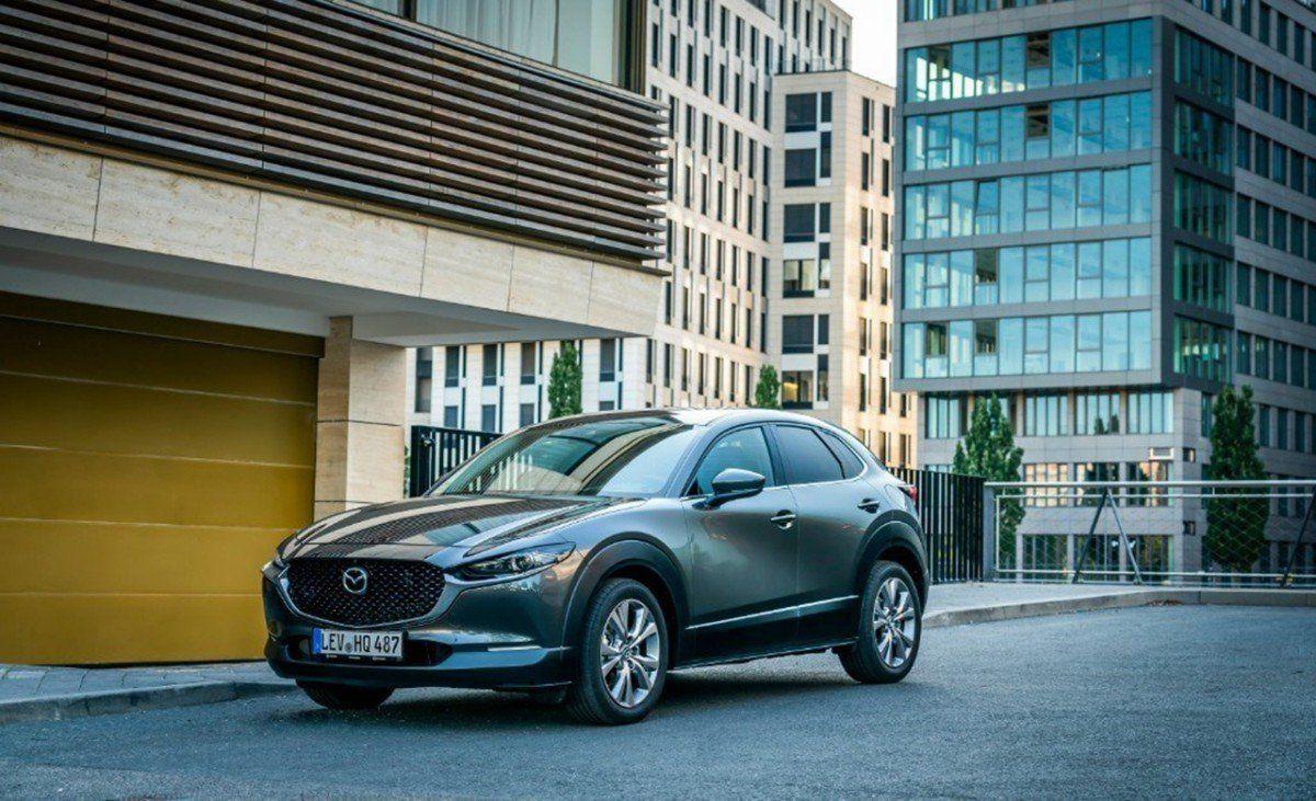 El nuevo Mazda CX30 recibe un motor diésel, estos son sus