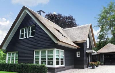 Foto: foto gehaald van het bedrijf Gorate houtskeletbouw. Supergaaf!. Geplaatst door marijke83 op Welke.nl