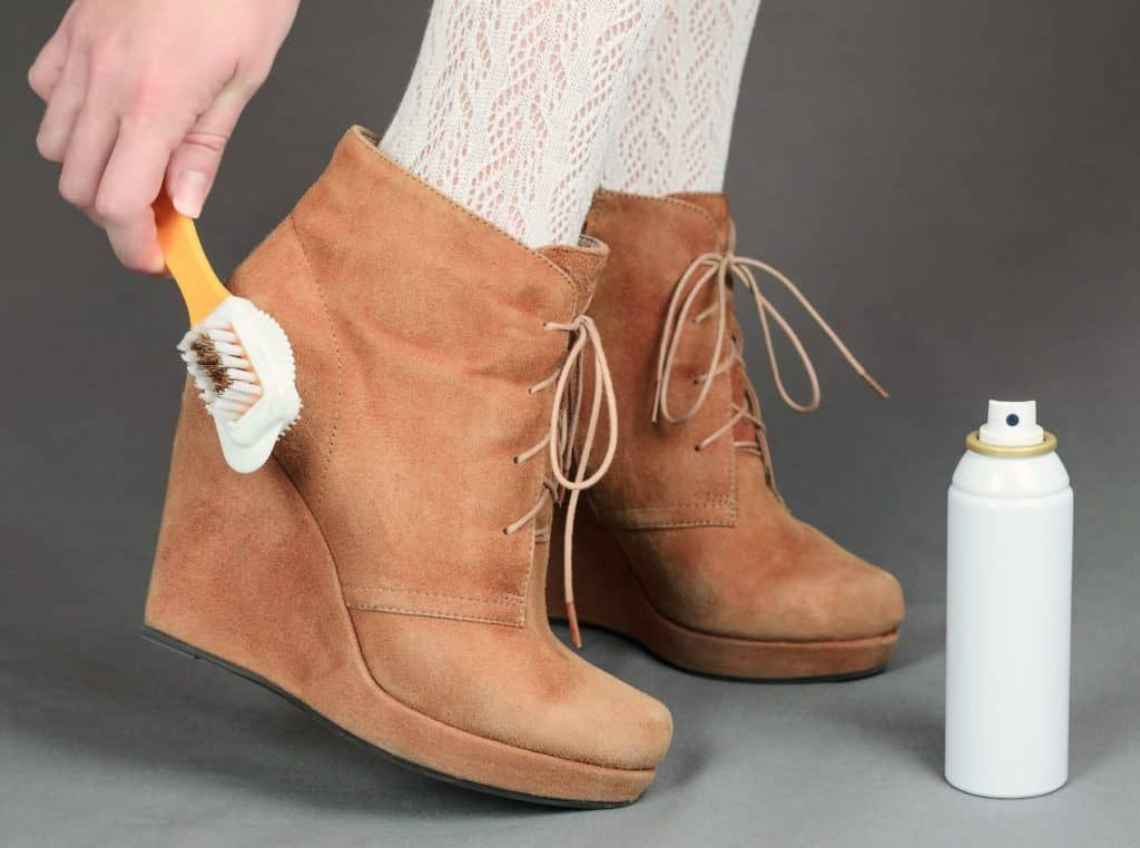 How To Best Clean Suede Boots