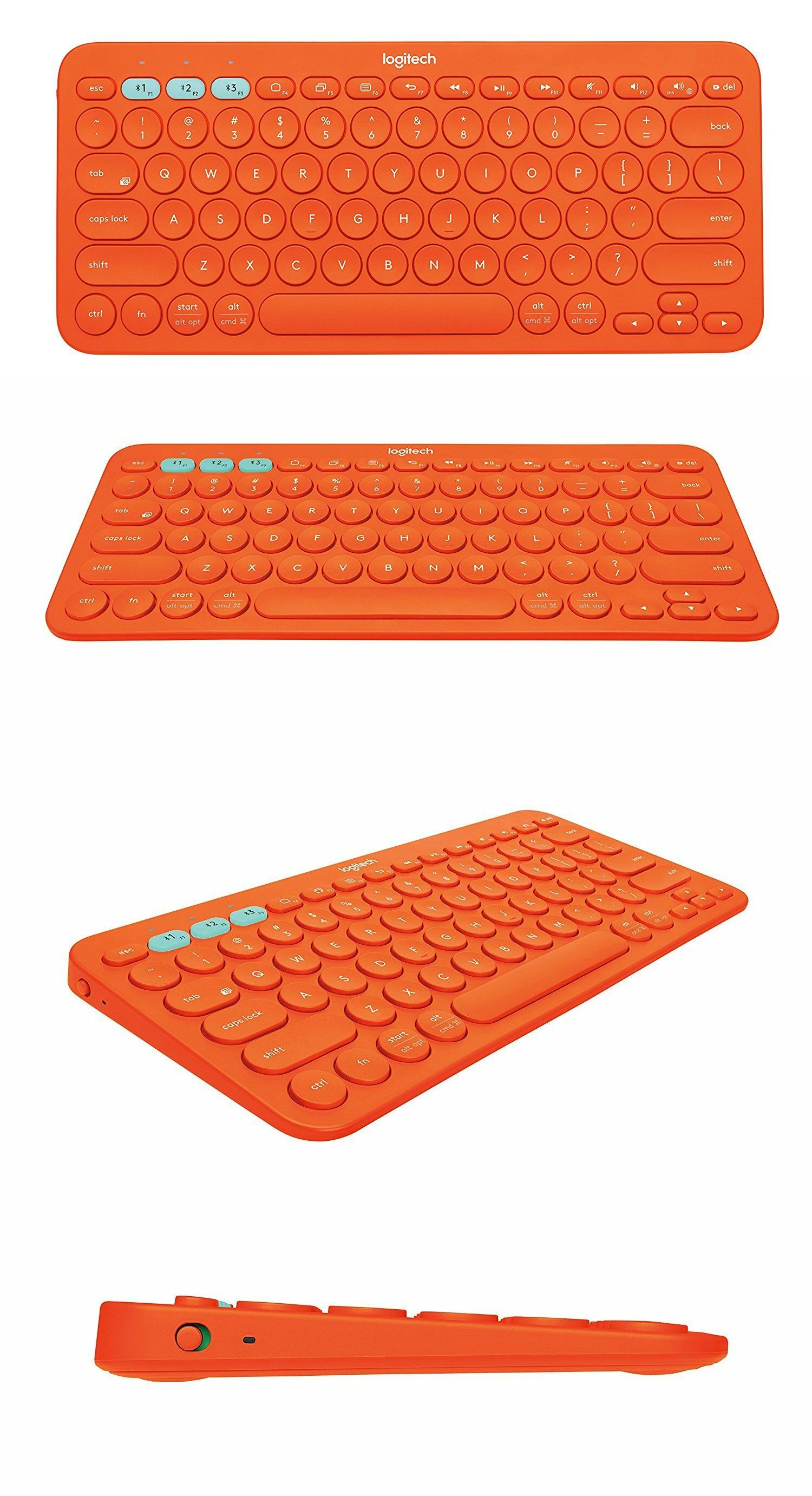 Keyboards and Keypads 33963: Logitech K380 Multi-Device