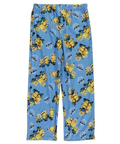 003bc2ad575ea5 Despicable Me Big Boys Minion Pajama Pants   niftywarehouse.com ...