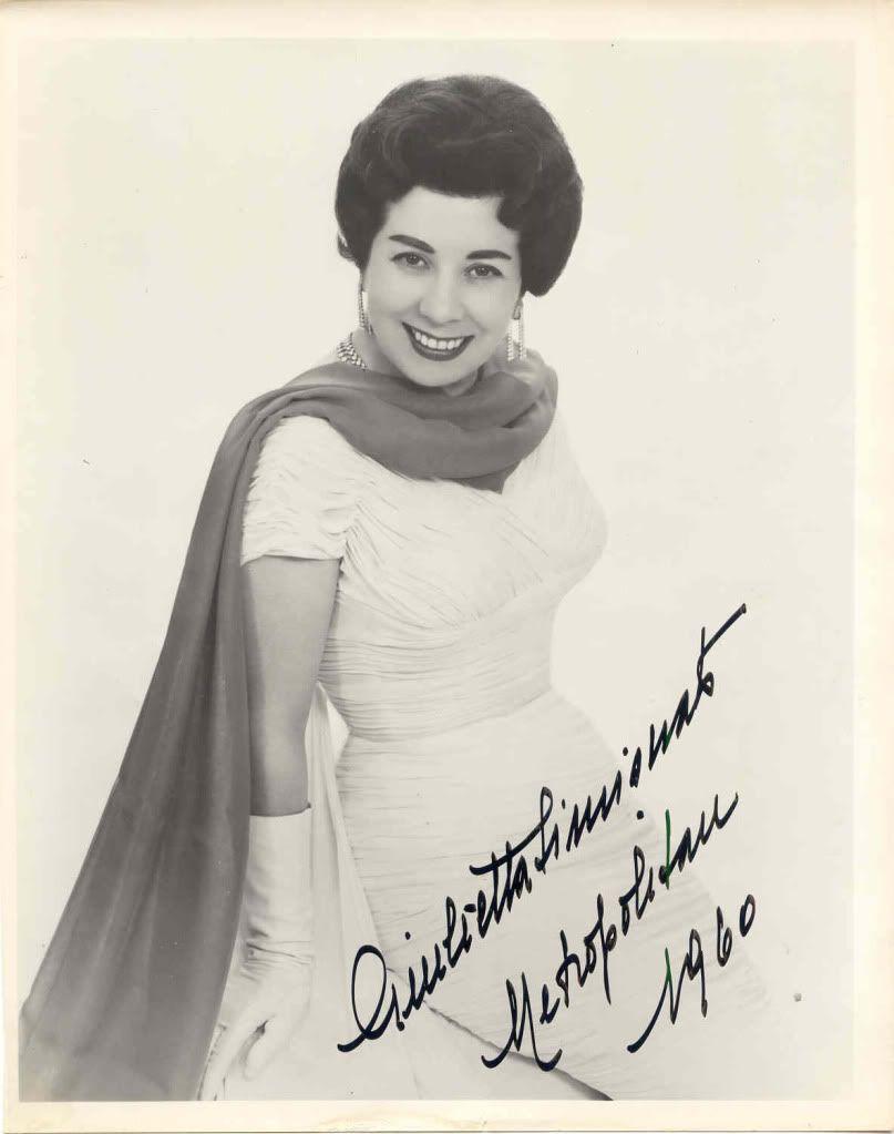 Giulietta simionato 1910 2010 italian mezzo soprano - Casta diva lyrics ...