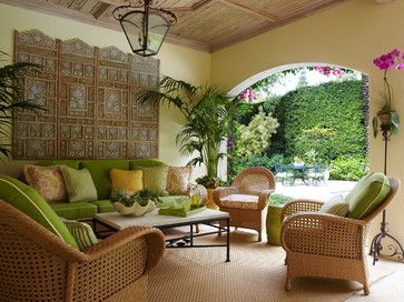 Superbe Palm Beach Loggia   Tropical   Patio   Miami   By Brantley Photography