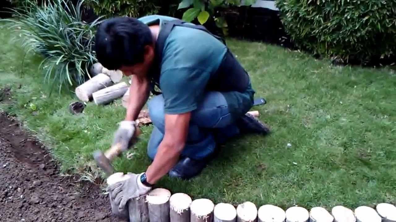 Como Instalar Un Jardin Con Piedras Decorativas Jardin Con Piedras Como Disenar Un Jardin Jardin De Ladrillo