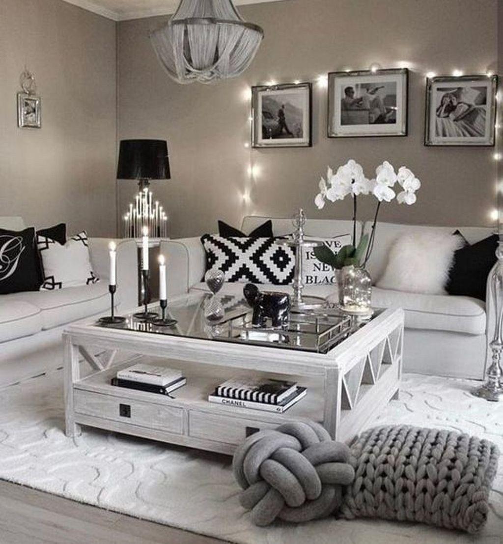 Comfy Living Room Design Ideas 37 living #room #comfy # ...