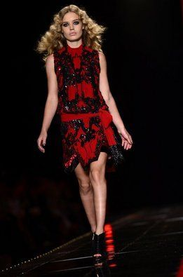 Segundo día de la Milan Fashion Week: Just Cavalli