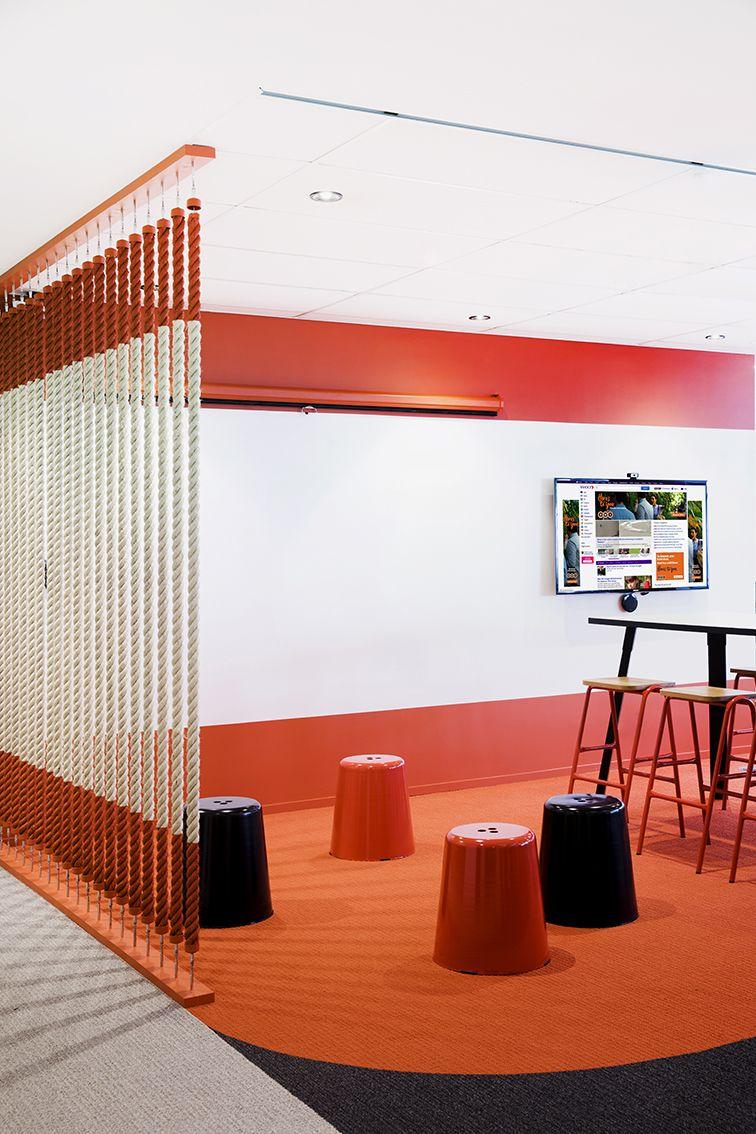 Yahoo7 Sydney Work inspiration, High stool, Sydney