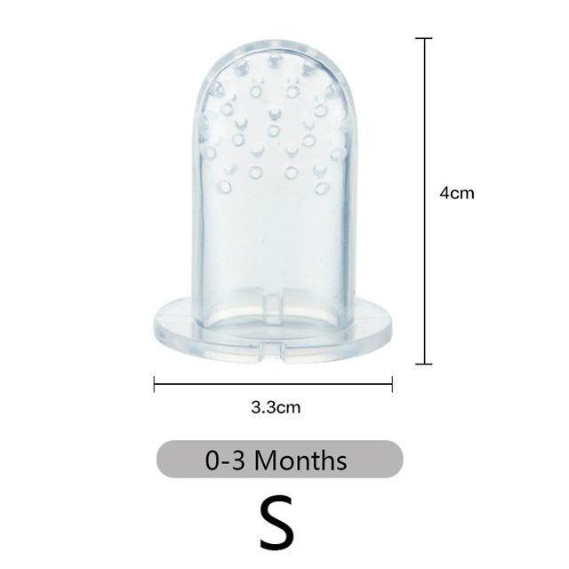 Bico Filtro de Reposição para Chupeta Alimentadora do Bebê - 3 Tamanhos