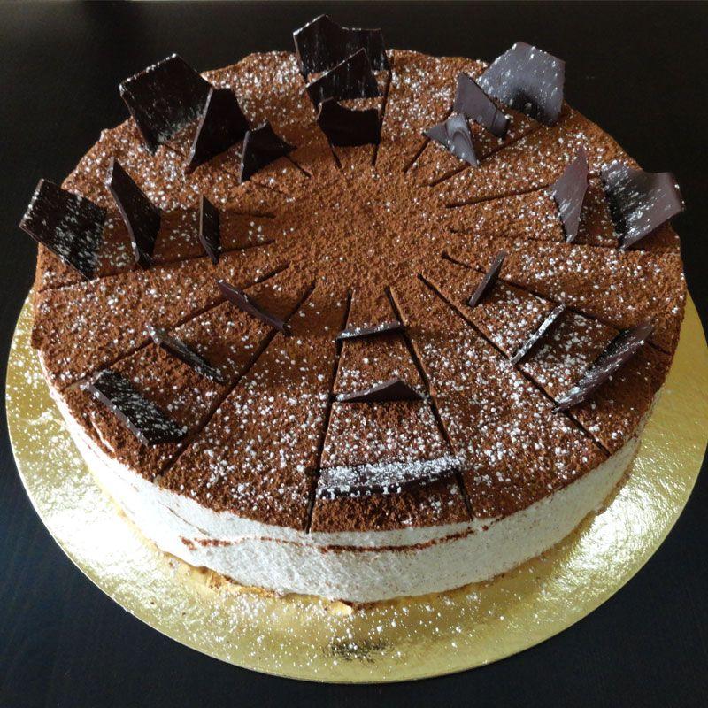 Marjolaine Sponge Cake