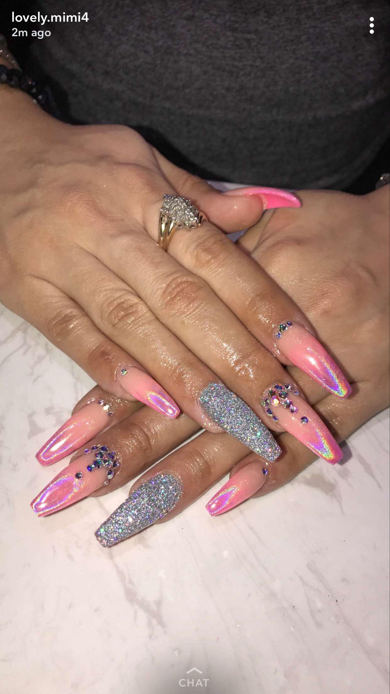 Lovely Mimi Nails : lovely, nails, Nails, Lovelymimi, Luxury, Nails,, Designs