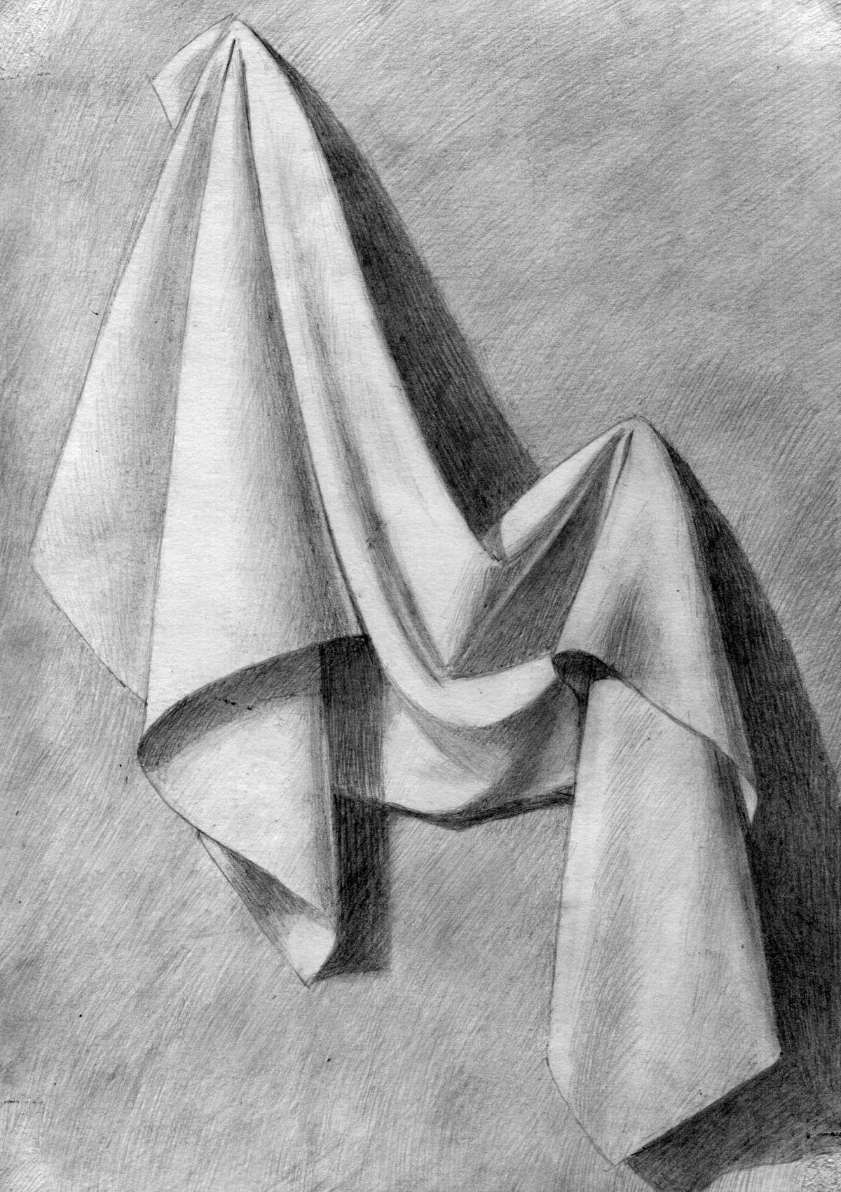 Drawing clothes shading drawing basic drawing pencil shading drawing skills drawing