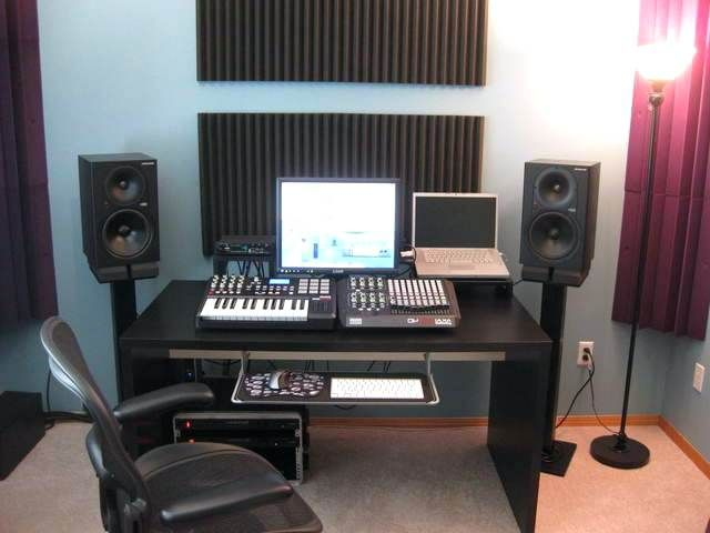 home music studio desk music studio desk home recording