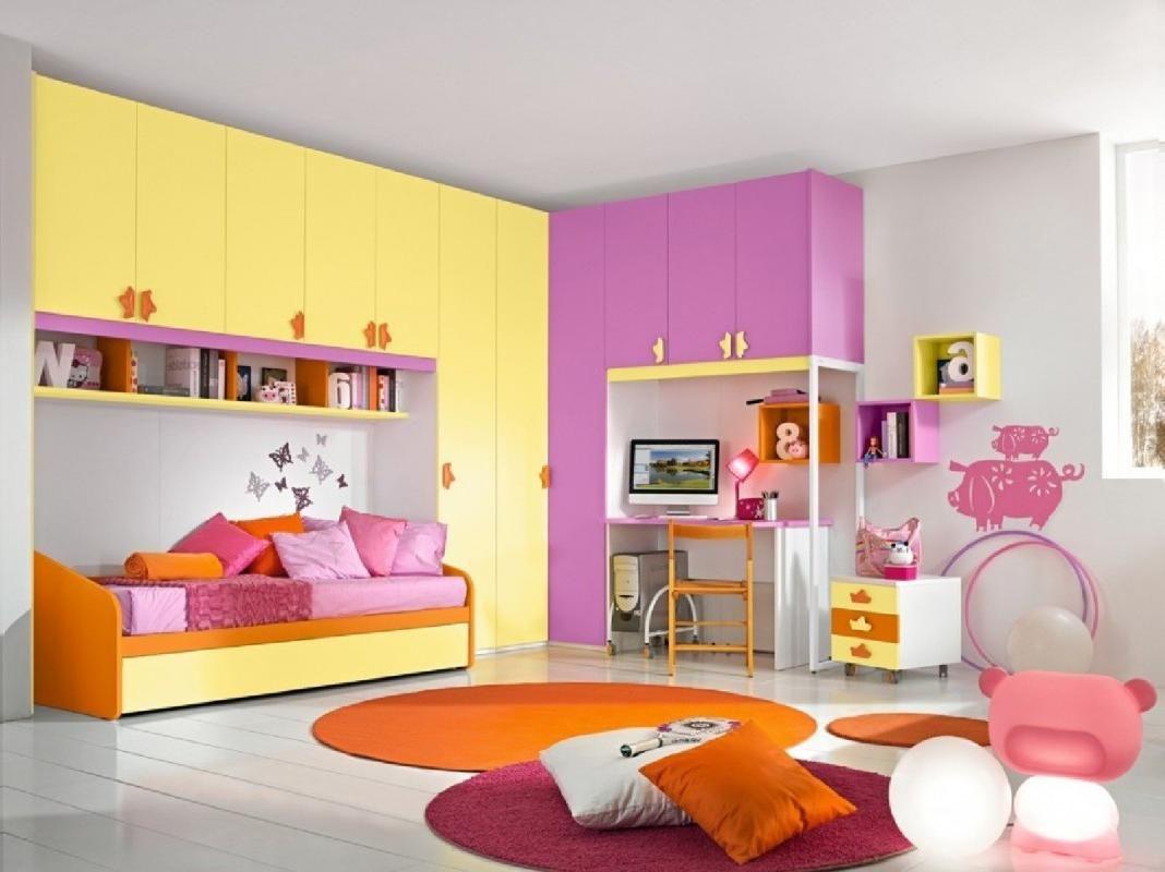 Pink Purple And Yellow Bedroom Mark Cooper Research – Purple and Yellow Bedroom