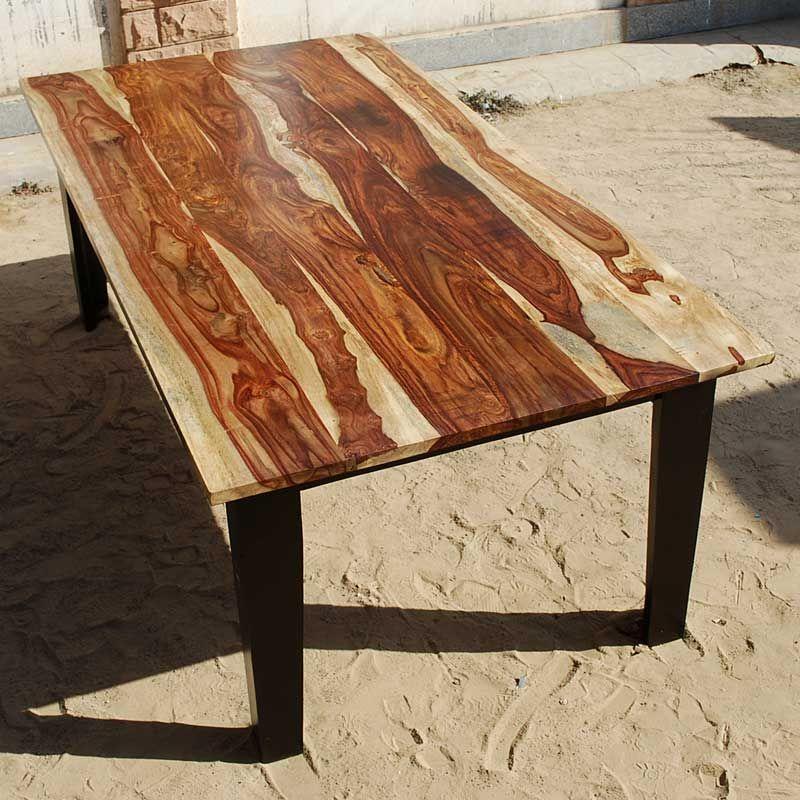 Dallas Ranch Vandana Transitional Dining Room Table Furniture