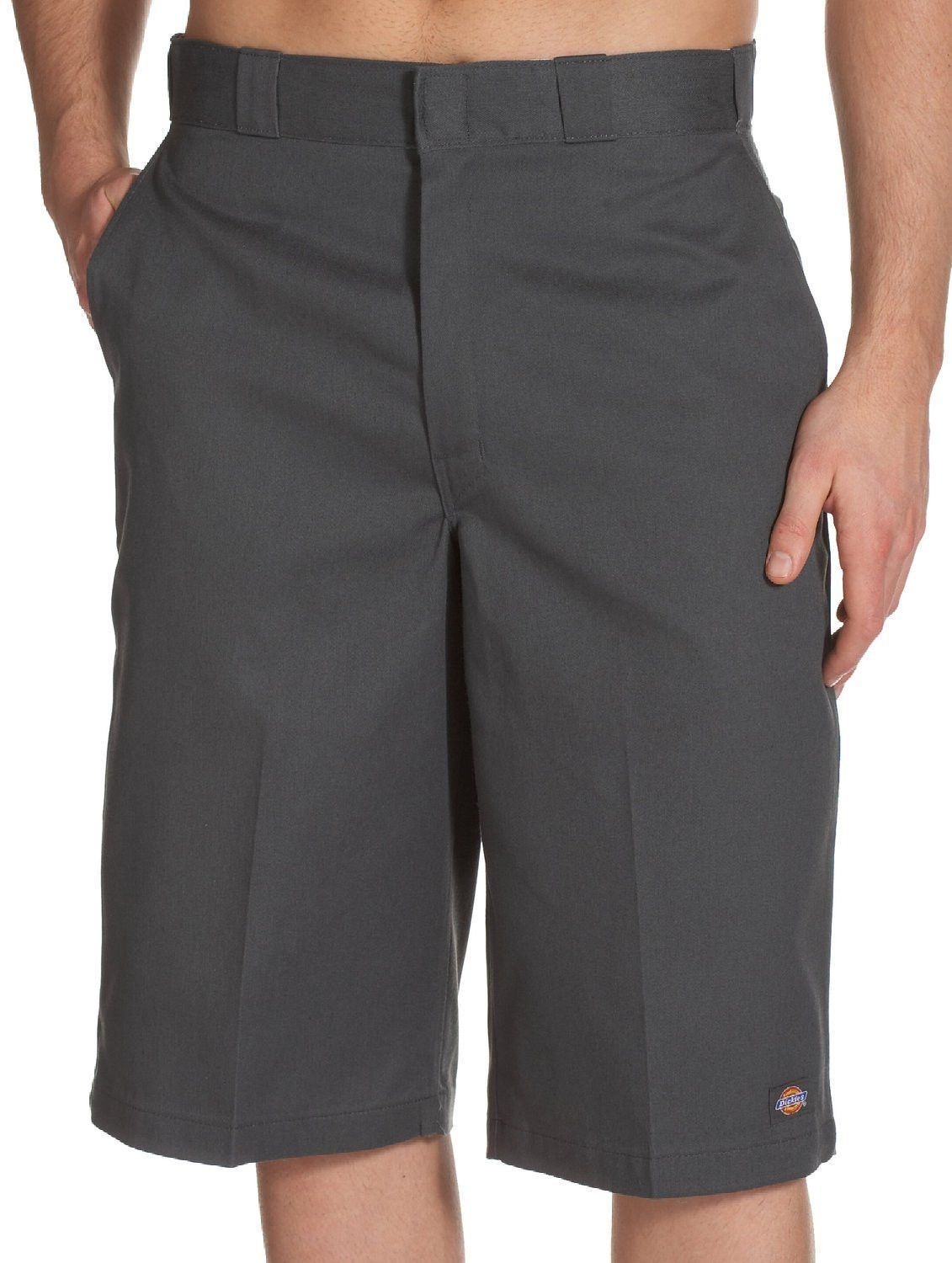 Dickies Men's 15 Inch Inseam Work Short With Multi Use Pocket ...