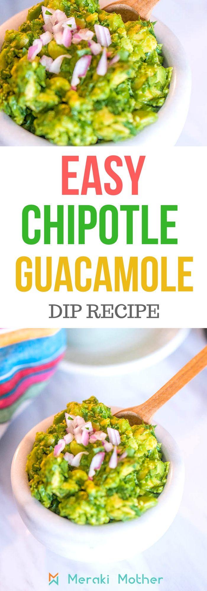 Medium Crop Of Chipotle Guac Recipe