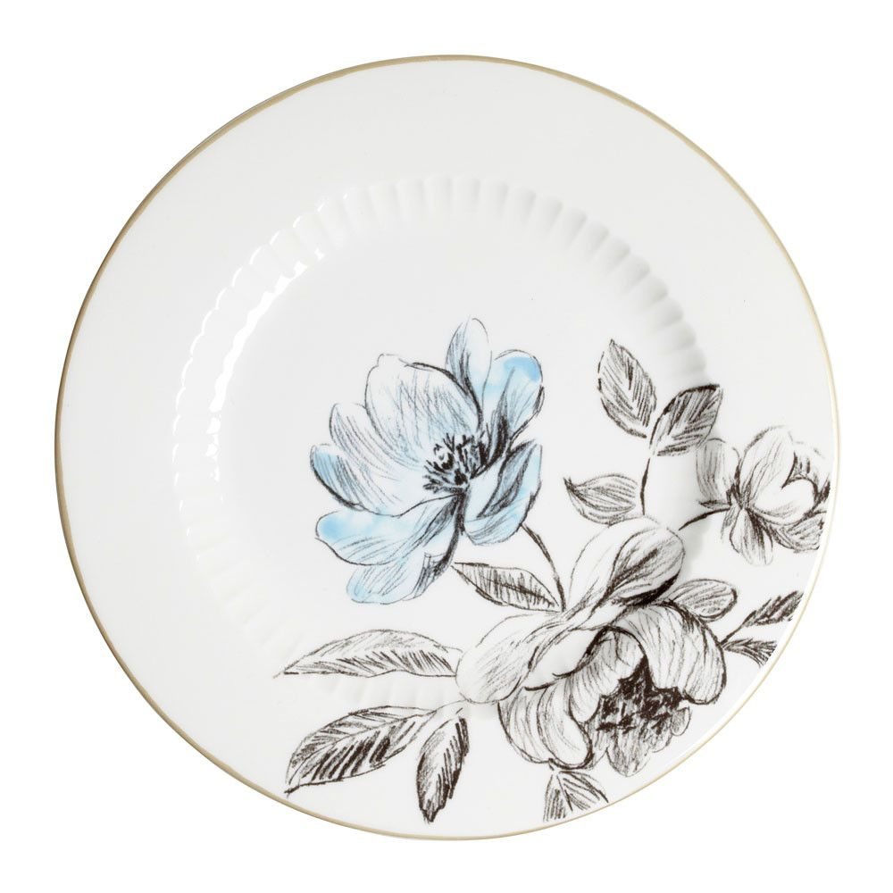 watelet china dinner plate - 28cm from designers guild | amara