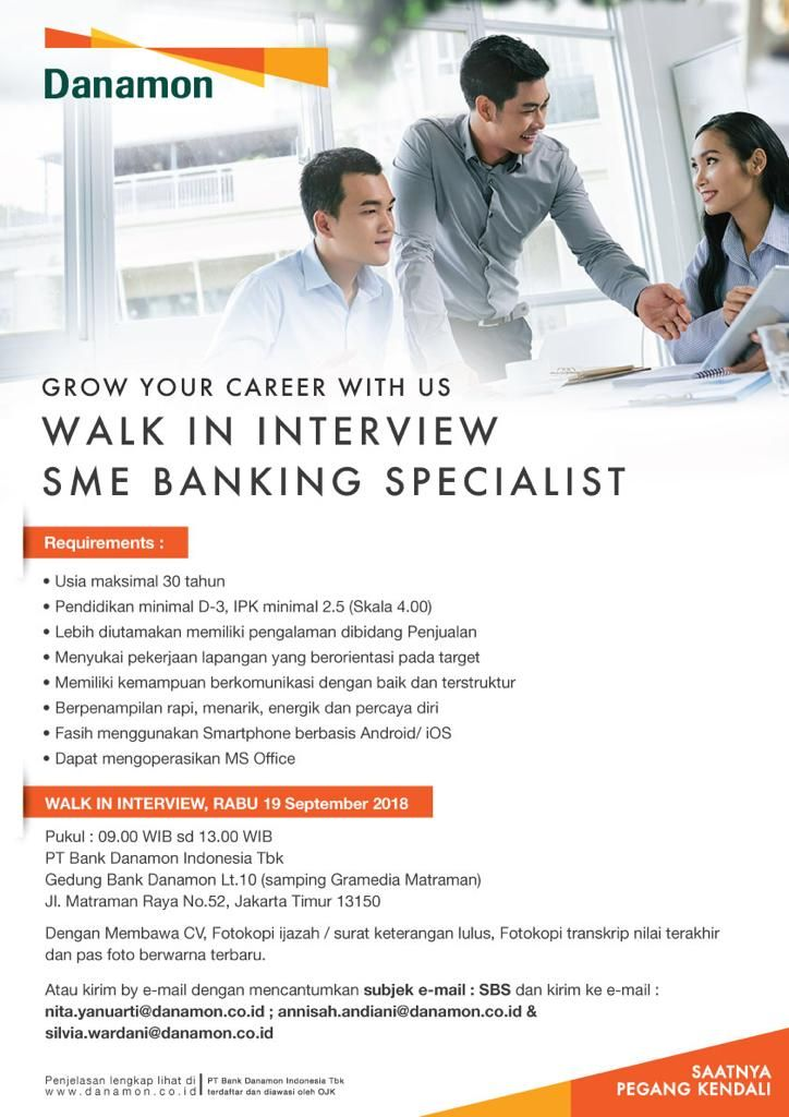 Pin di ITB Career Center's Info & Promo