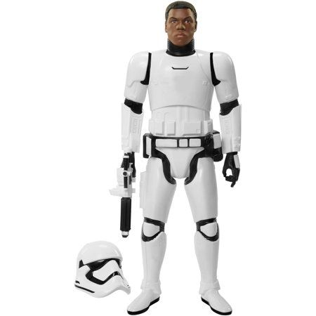 Jakks Big-Figs Star Wars Episode VII 18/' First Order Snowtrooper Figure