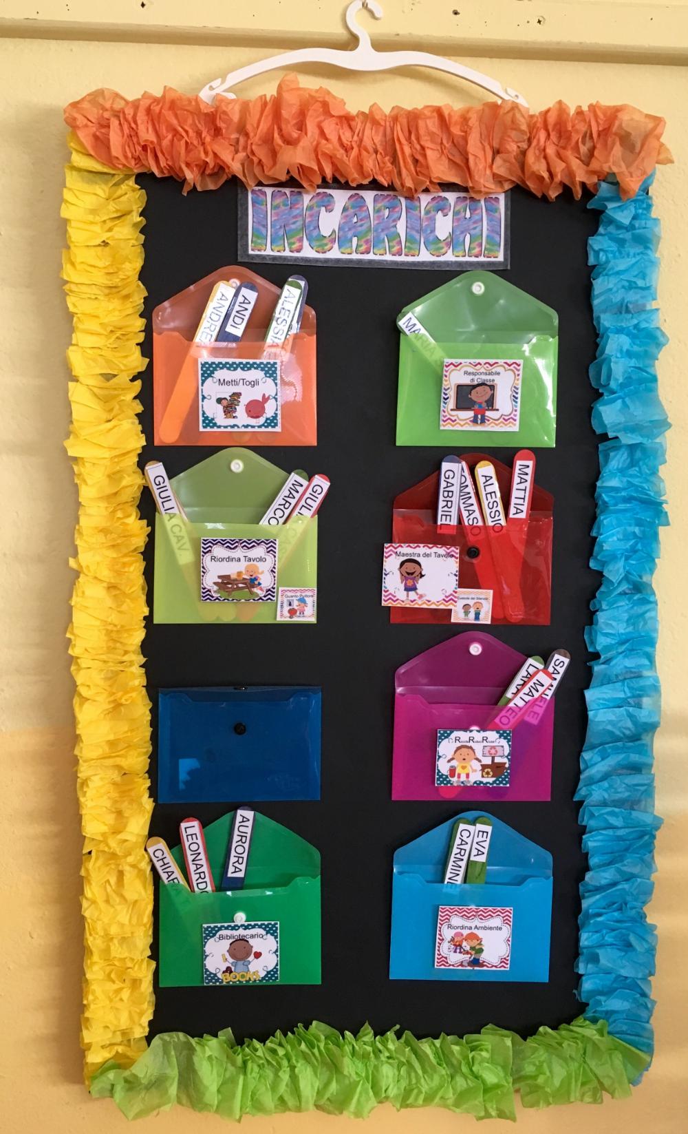 Pin oleh فتري يني di origami (Dengan gambar) Ruang kelas
