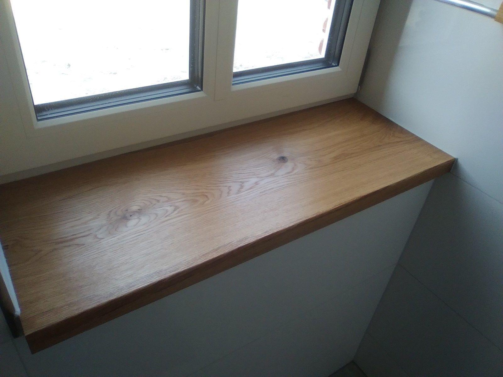 Fensterbank Massiv Eiche Eur 53 00 Picclick De Fensterbanke Holz Fensterbretter Kuchen Fensterbank