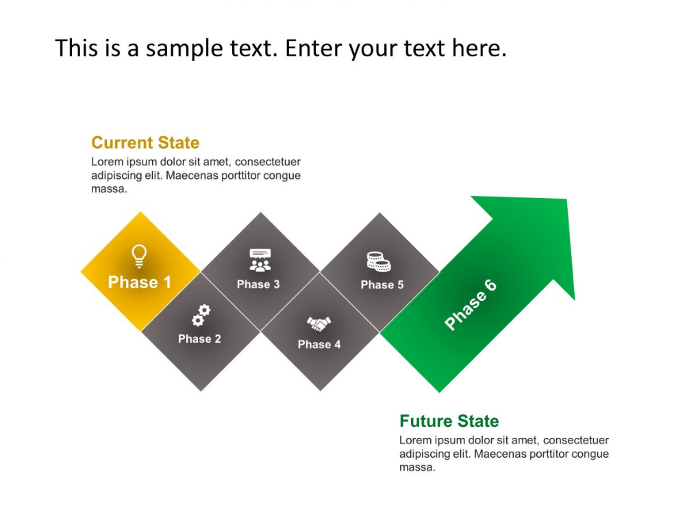 Current State Vs Future State Arrow Powerpoint Business Powerpoint Presentation Infographic Powerpoint Powerpoint Slide Templates