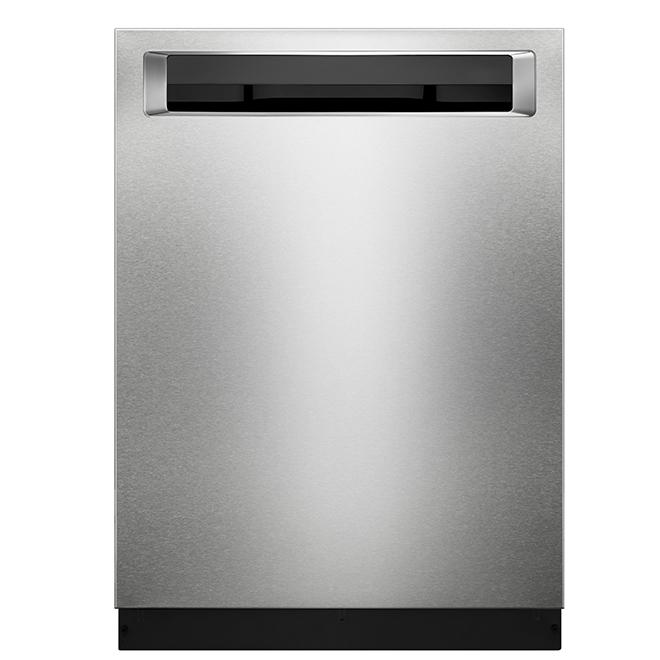 Kitchenaid 24 In Built In Dishwasher Stainless Steel