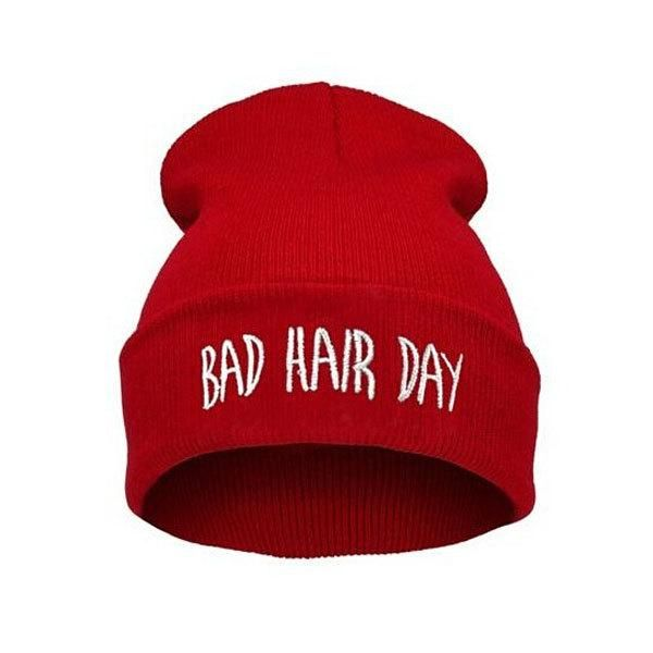 Bad Hair Day beanie hat #beanies