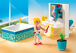 City Life Playmobil Salle De Bain Latika Playmobil Pinterest