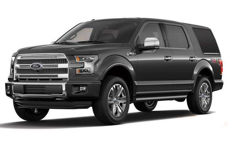 2018 Ford Expedition Spy Shots And Latest Rumors Ford Expedition Ford Excursion New Ford Expedition