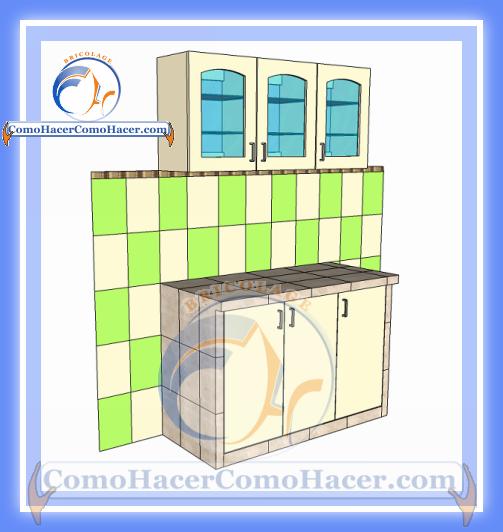 Brico web donde aprenderas bricolaje decoraci n for Como instalar una cocina integral pdf