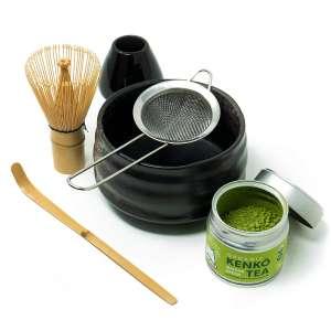 Kenko Tea Matcha Kit Matcha Tea Powder Best Matcha Tea Matcha