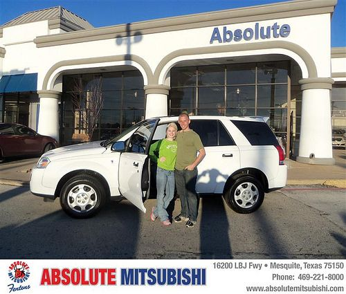 Happy Anniversary to John Penry on your 2006 #Saturn #Vue from David Jones  and everyone at Absolute Mitsubishi! #Anniversary
