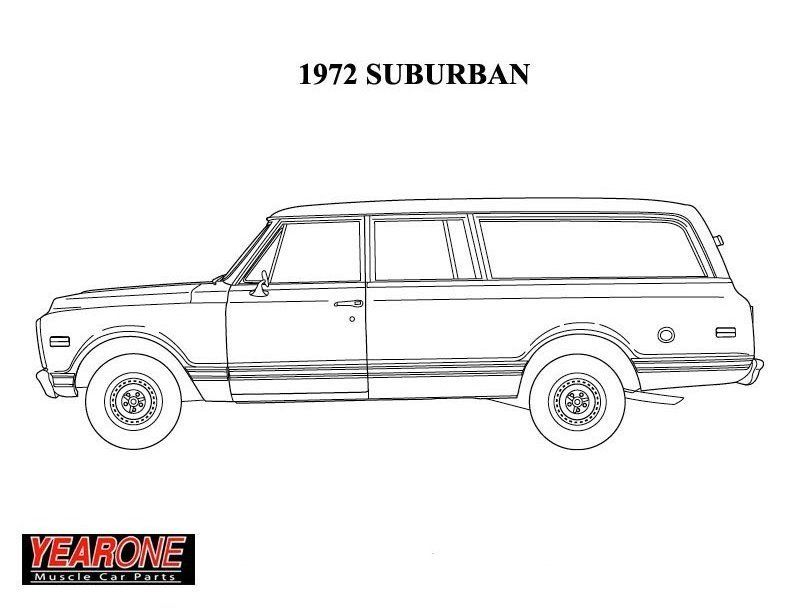 1972 Suburban | Suburbans | Pinterest | Chevrolet, Vehicle and Cars