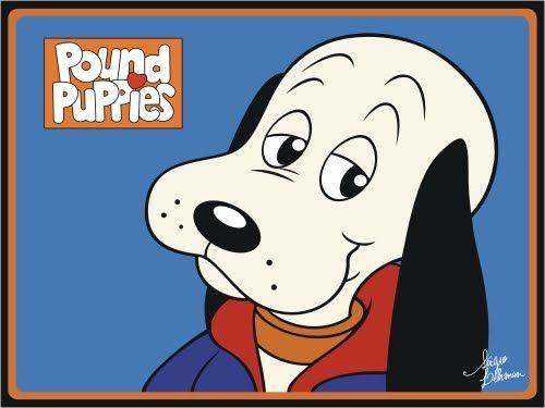 Pound Puppies Pound Puppies Puppies Cartoon Crazy
