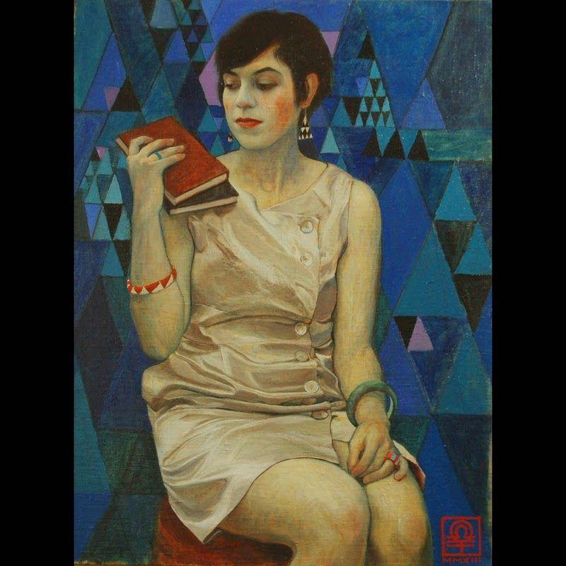 A Jurubeba Cultural: A Arte de Damian Chavez (1976). Artista de Los Angeles (EUA).