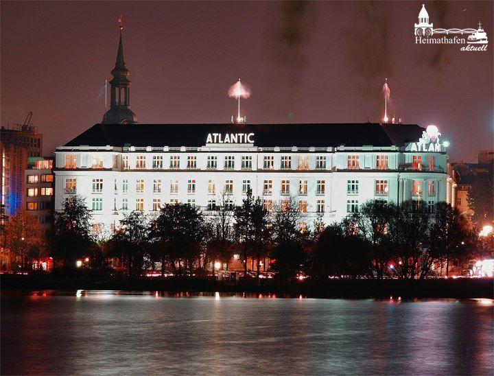 An Der Alster Das Weltbekannte Hamburger Hotel Atlantic Kempinski