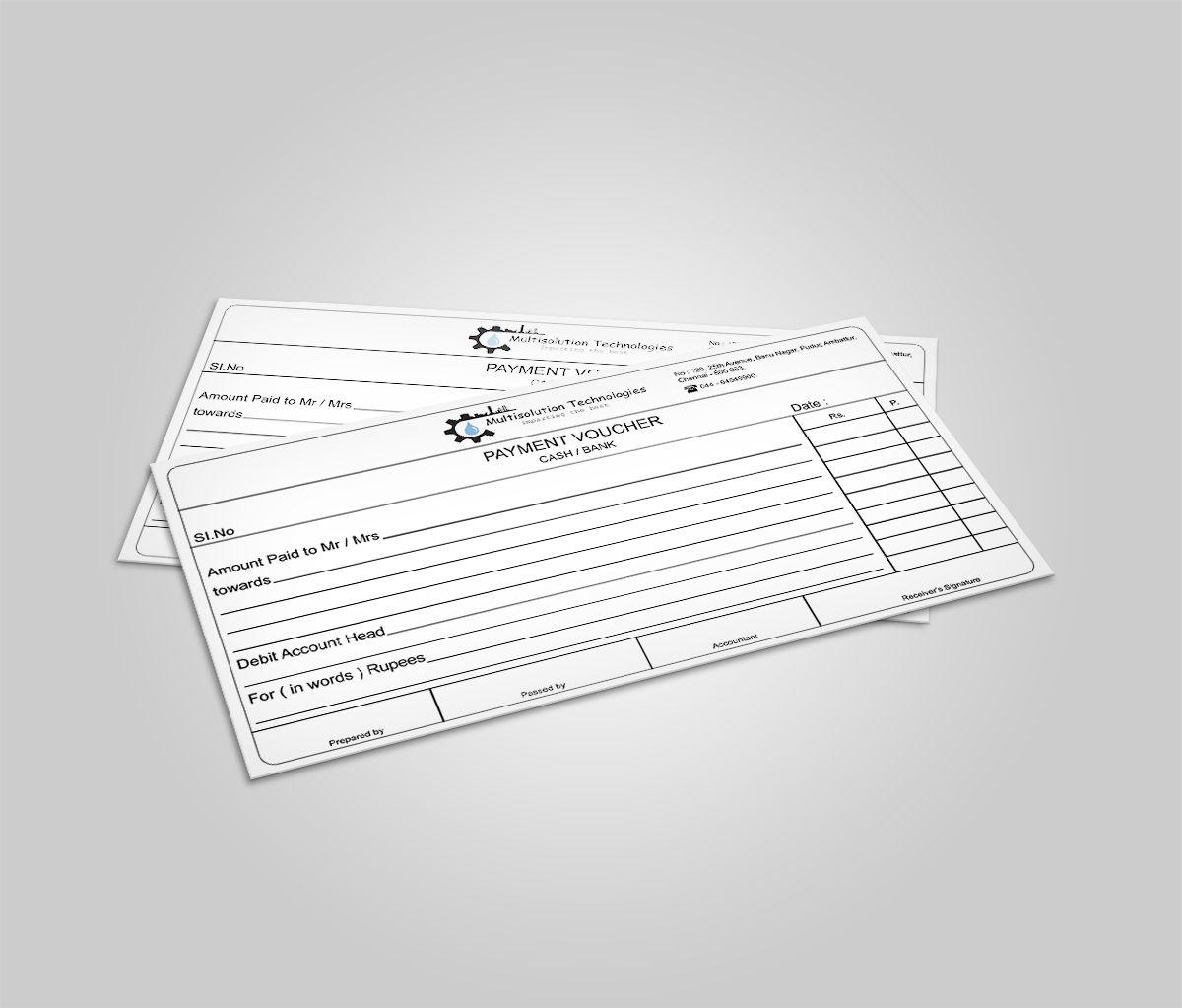 Pin By Pixelstudio On Payment Voucher