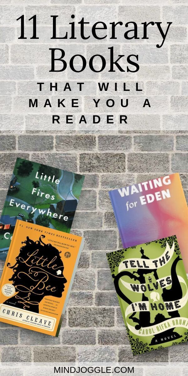 Page-Turners: 11 Literary Books You Can't Put Down | Mind Joggle #bookstoread