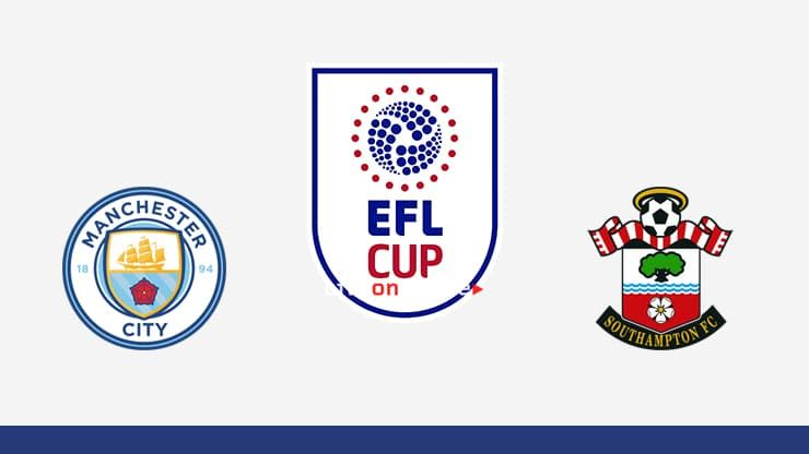 Manchester City Vs Southampton Preview And Prediction Live Stream Efl Cup 1 8 Finals 2019 2020 Allsportsnews Footbal Manchester City Southampton Manchester