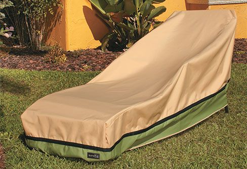 Signature Series Chaise Lounge Cover Weather Resistant And Provides