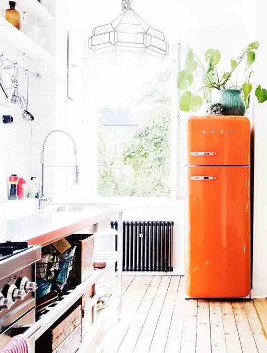 Orange home decor inspirations for your next interior design project