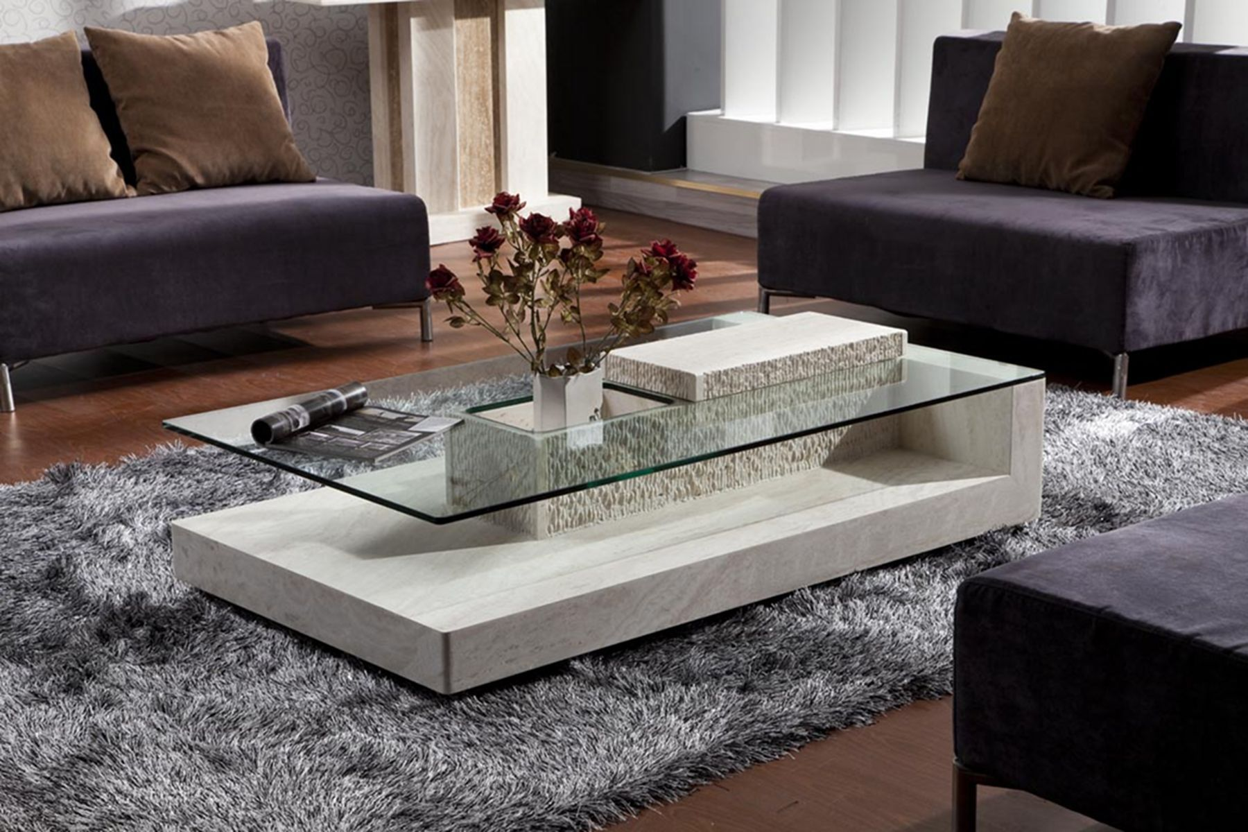 12 Attractive Living Room Table Design Idea For Your Minima
