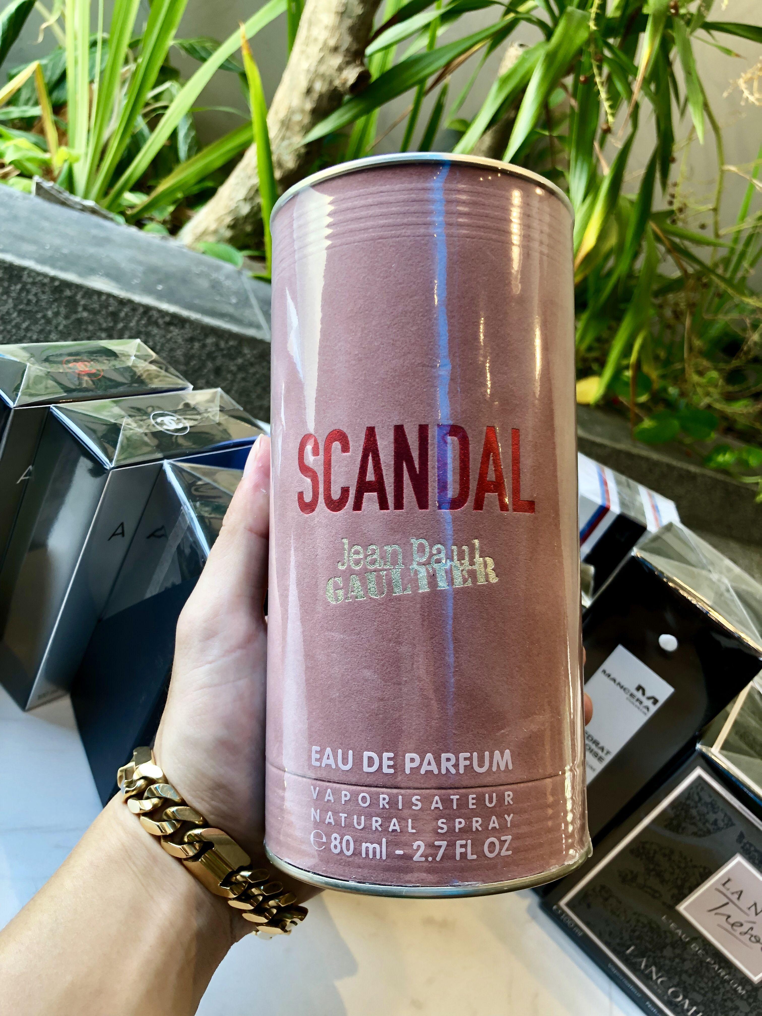 Nước hoa Scandal Jean Paul Gaultier for