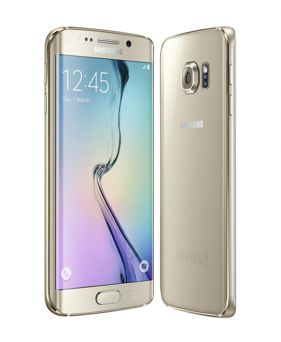 Samsung Galaxy S6 5000 Samsung Galaxy S6 Galaxie Et Samsung