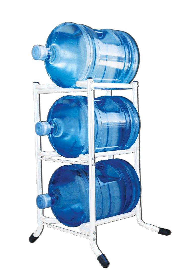Zephyr Fluid Solutions Llc 5 Gallon Water Bottle Storage Rack