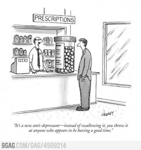 New anti-depressant
