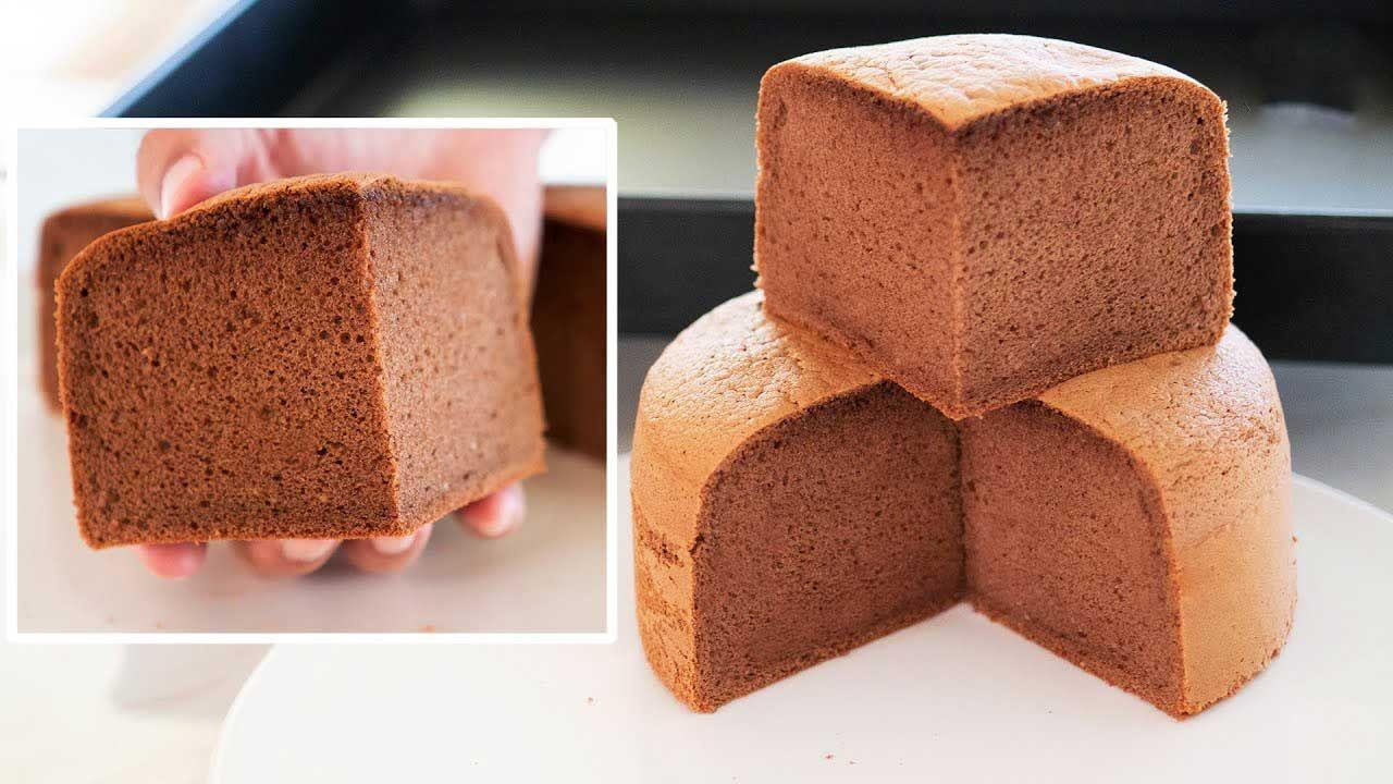 كيكة الشوكولاتة الإسفنجية أفضل وصفة كيك اسفنجي سهلة وبسيطة Chocolate Sponge Cake Cookie Pudding Dessert Dessert Recipes